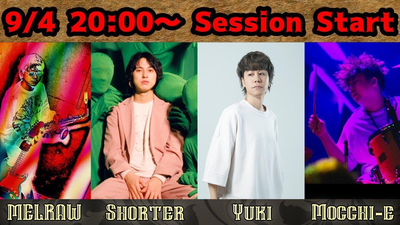 岸田勇気 quartet Live2 @KickUpStudio
