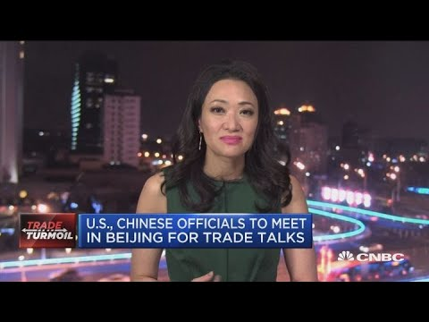 Chinese trade officials feel US negotiators want to see trade talks fail: Source Mp3