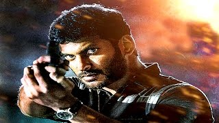 Vishal l Latest 2017 Action Ka King South Dubbed Hindi Movie HD - The Return of Khakee