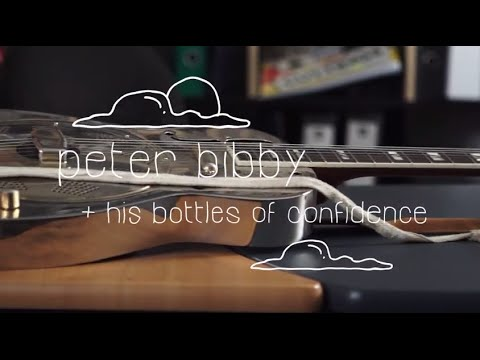 RTRFM's The View From Here #7: Peter Bibby and His Bottles of Confidence