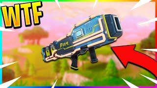 NEW LASER WEAPONS confirm that ALIENS are coming to FORTNITE! (Fortnite Battle Royale Aliens)
