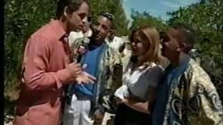 alquimia besitos de coco entrevista en onda max 1998