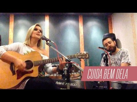 Cuida Bem Dela | Henrique e Juliano | Cover Carina Mennitto Part. Jucka Malatesta