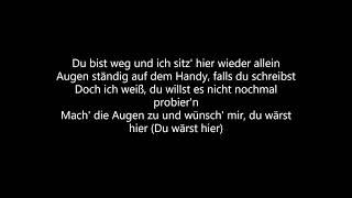 Pietro Lombardi - Es Tut Schon Wieder Weh [Lyrics]