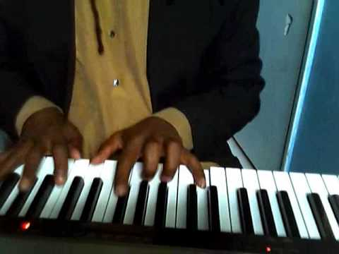 Never Would Have Made It Piano Chords By Delroy Young Youtube
