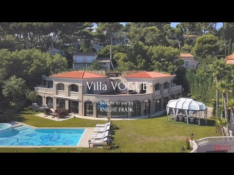 Villa Vogue – Cap d'Antibes