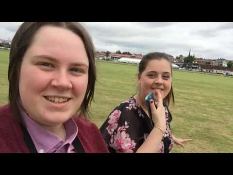 Chester Races And A Helicopter