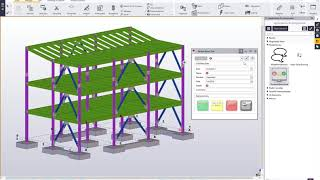 Tekla Structures Review Status Tool
