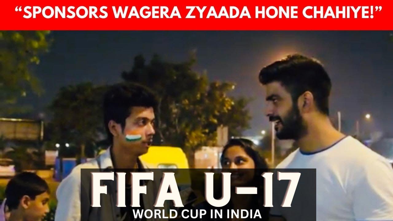 Fifa U-17 World Cup in India   Football in India   Public Hai Ye ...