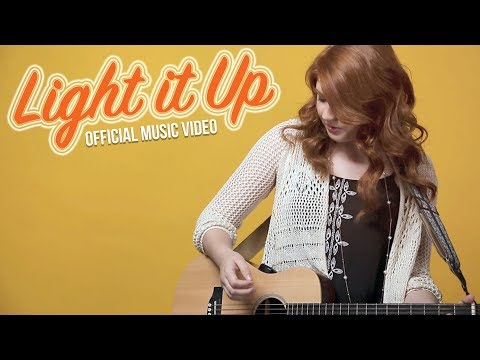 Keeley Elise - Light It Up [OFFICIAL MUSIC VIDEO]