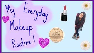 My Everyday Makeup Tutorial! Thumbnail