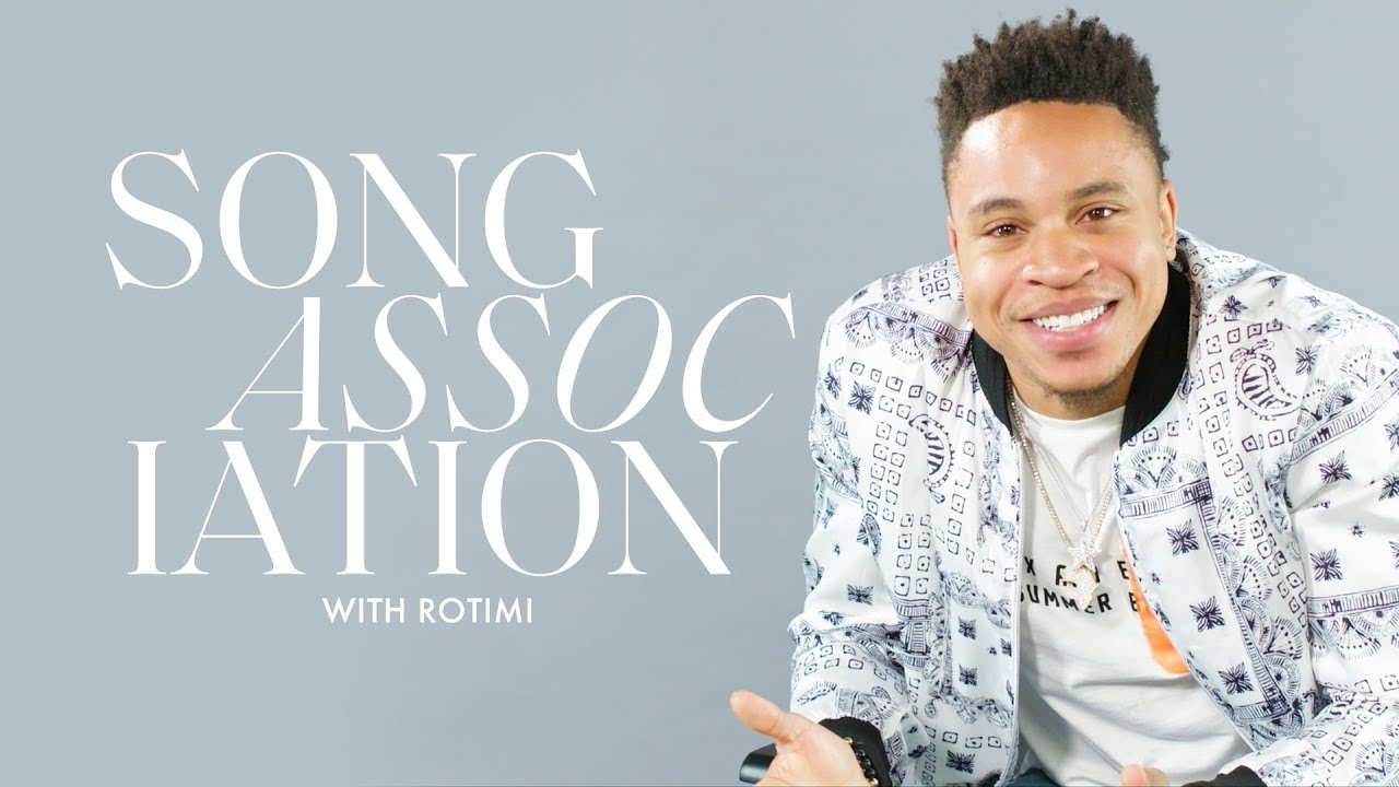 Rotimi Sings D'Angelo, Raps 50 Cent, and Performs