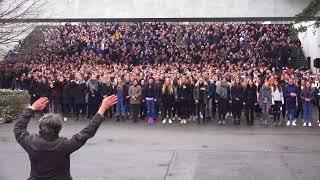 Flashmob KENWIC 2018 02 08