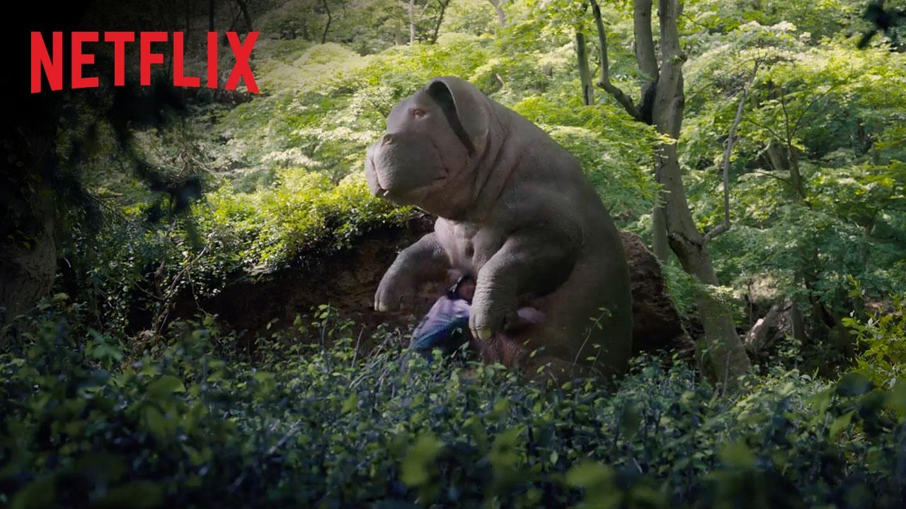 Okja   Tráiler principal VOS en ESPAÑOL   Netflix España