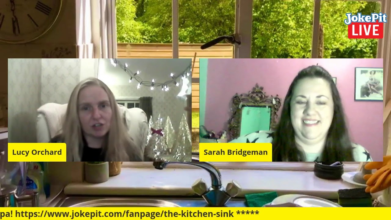 The Kitchen Sink With Sooz Kempner Youtube