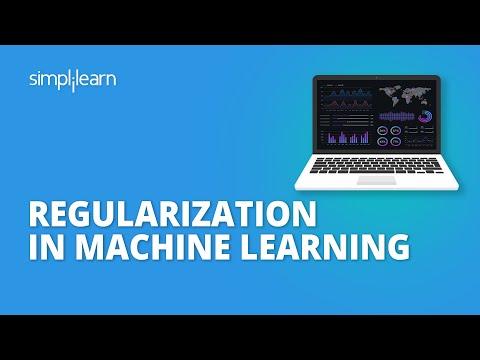 Regularization In Machine Learning | Regularization Example | Machine Learning Tutorial |Simplilearn