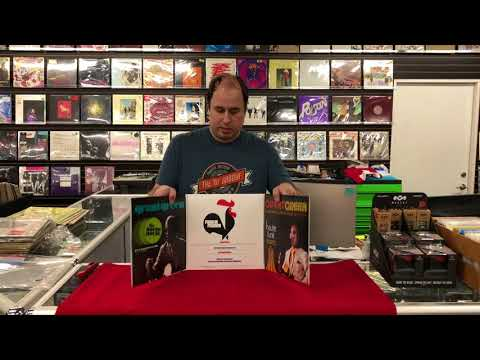 Record Store Day 2018 RSD Grant Green - Funk In France: From Paris to Antibes (1969-1970) Unboxing