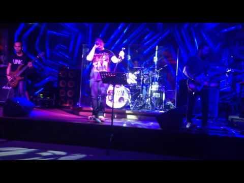 Asia Line Perfoming Unforgiven Hard Rock Kota Kinabalu 2016