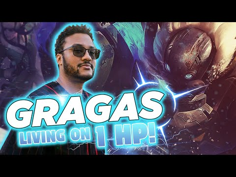Gragas Support in HIGH ELO is too GOOD | Aphromoo