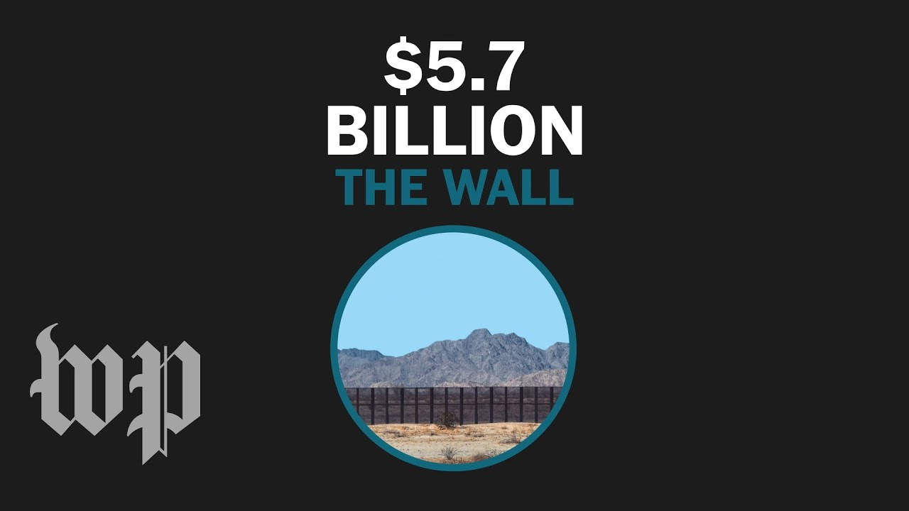Is $5.7 billion a lot of money? Not in terms of federal spending.