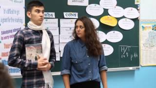 урок англійської мови 11 клас кліп