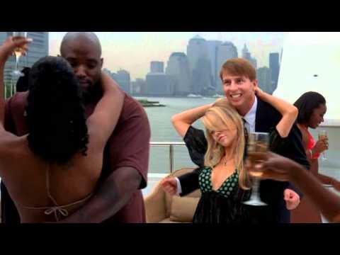 Katrina Bowden dancing