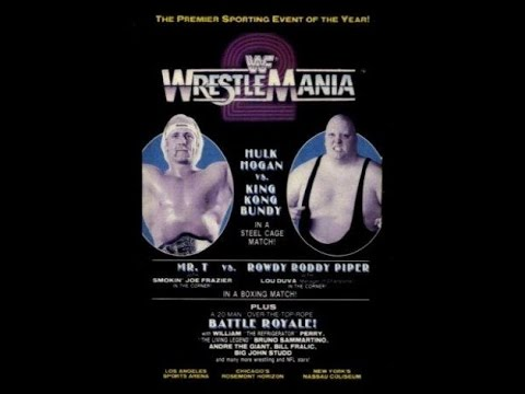 WrestleMania 2 (1986) Thoughts & Review