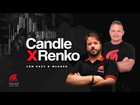 CANDLES X RENKO - QUAL O MELHOR?