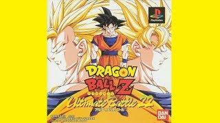 ANIME GAME - Dragon Ball Z Ultimate Battle 22 (PSX)
