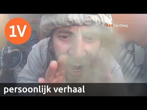 De laatste minuten van een IS-strijder
