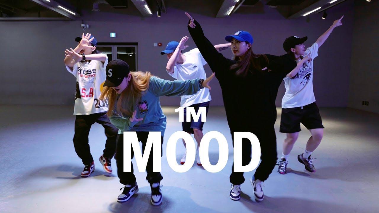 24kGoldn - Mood ft. Iann Dior / Kyo Choreography