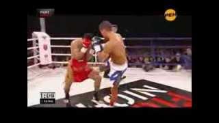 Video Mongolia Sanda Fighter (Ba Thu)destroy K 1 world champion(Albert Kraus) download MP3, 3GP, MP4, WEBM, AVI, FLV Juni 2018