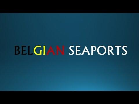 Belgian ports