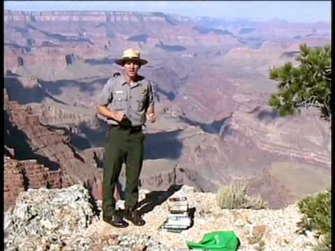 Grand Canyon Shaped Over Time Ranger Minute Geology Youtube