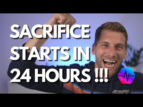 Sacrifice Phase Starts In 24 HOURS - Biggest Crypto Airdrop In History !!!