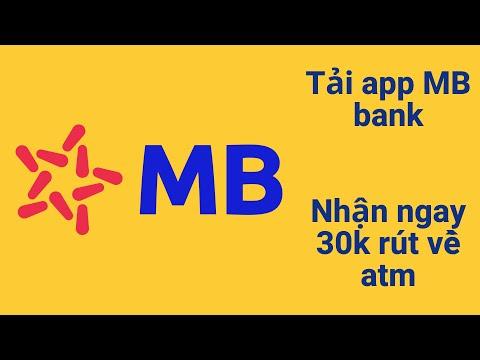 Hướng dẫn kiếm tiền với app MB bank - Kiếm tiền online với điện thoại miễn phí