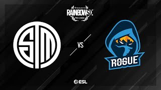 TSM vs. Rogue - Kafe - Rainbow Six Pro League - Season X - NA