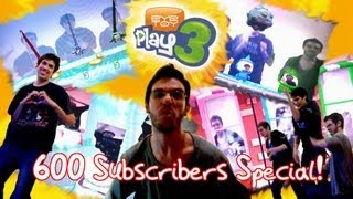 EyeToy: Play 3 - Let