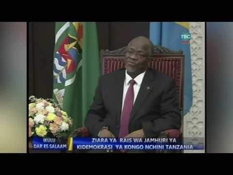 Rais wa DRC, Joseph Kabila amezungumza atakavyoshirikiana na Serikali ya Tanzania