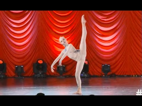 Avery Gay - Shiver (Solo for Best Dancer at The Dance Awards)