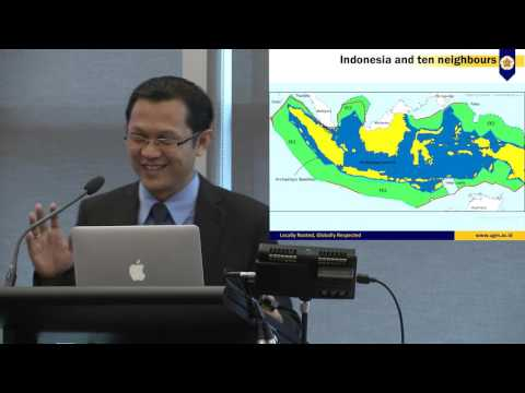 Indonesia Maritime Boundaries