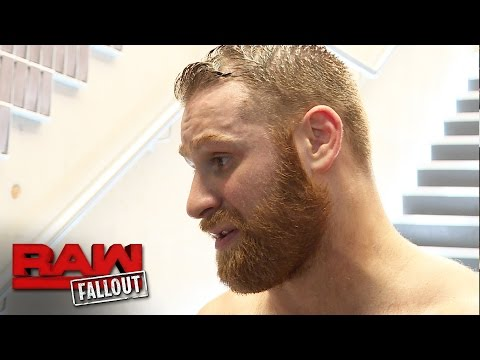 Sami Zayn won't let his latest opportunity slip through his fingers: Raw Fallout, Nov. 7, 2016