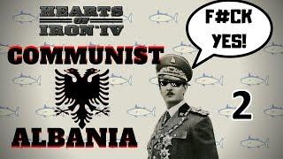 HoI4 - Modern day mod - Commie Albania - Part 2