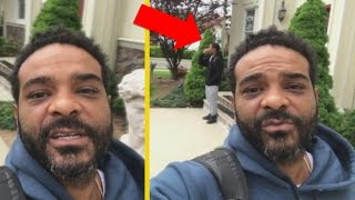 "Jim Jones ""Catches Son Skipping School & Takes His Phone"""