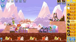 Angry Birds Friends/ SantaCoal i CandyClaus tournament, week 292/2, level 2