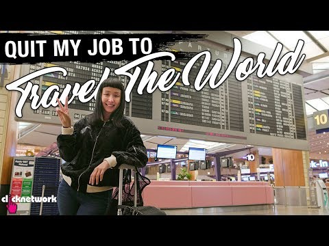 Quit My Job To Travel The World – Rozz Recommends: Unexplored – EP1