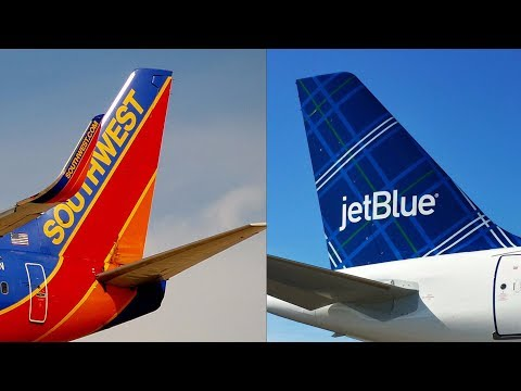 JetBlue vs Southwest Airlines