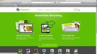 Evernote Review and Top 10 Evernote Features