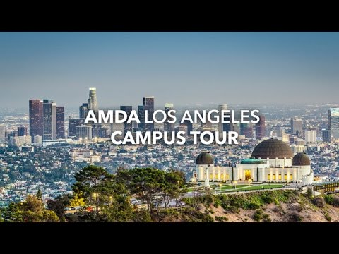 AMDA Los Angeles Campus Tour