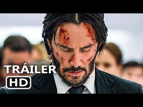 JOHN WICK 3 Tráiler Español LEGENDADO (Keanu Reeves, 2019) PARABELLUM